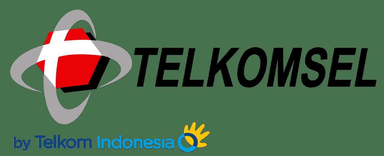 Logo Telkomsel by Telkom Indonesia Transparan