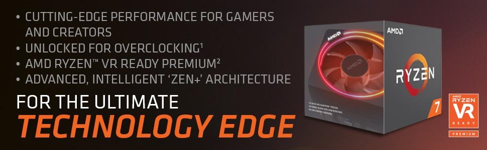 Beberapa Fitur Dari Prosesor AMD Ryzen 7