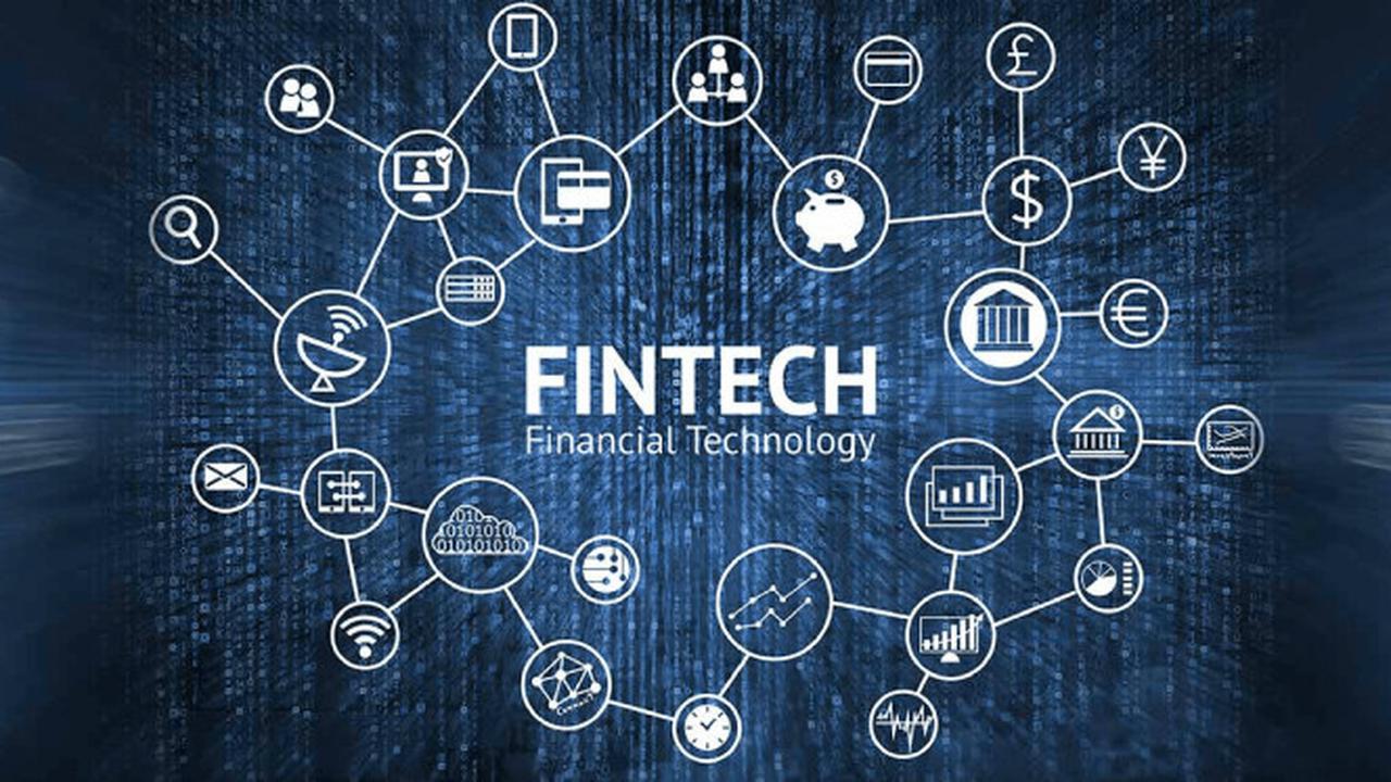Ilustrasi Financial Technology atau FintechQ