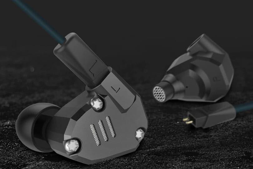 Earphone In-ear Monitor KZ ZS6