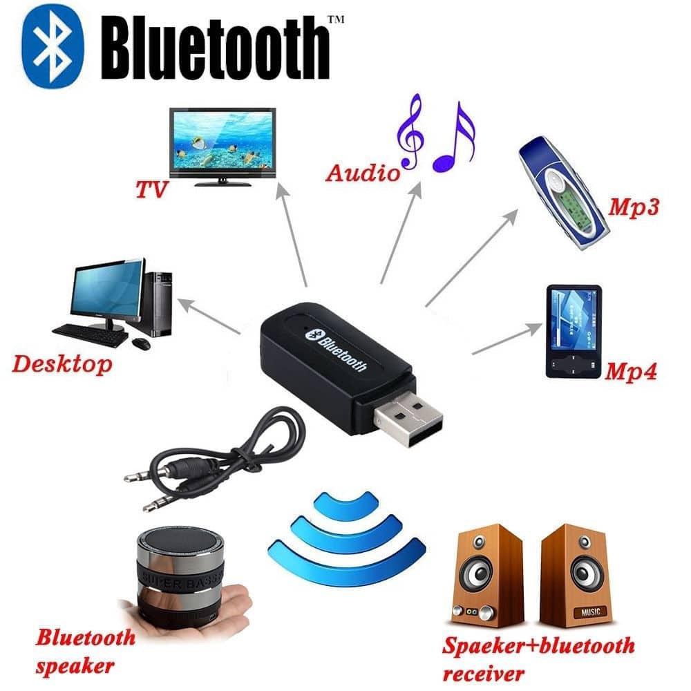 Ilustrasi Koneksi Perangkat Bluetooth