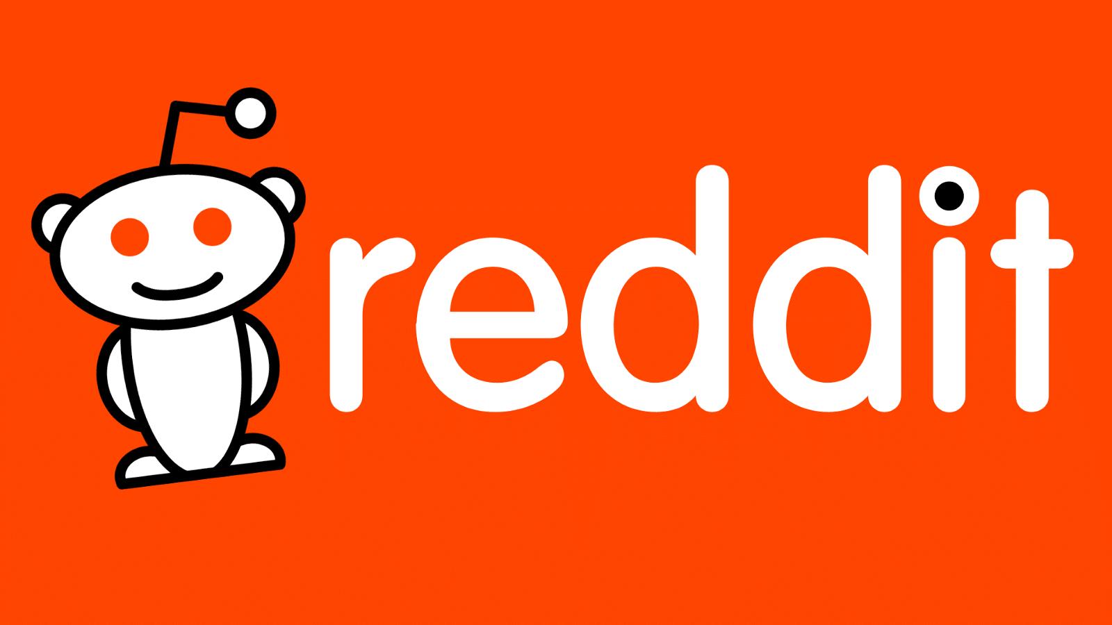 Logo dan Background reddit.com