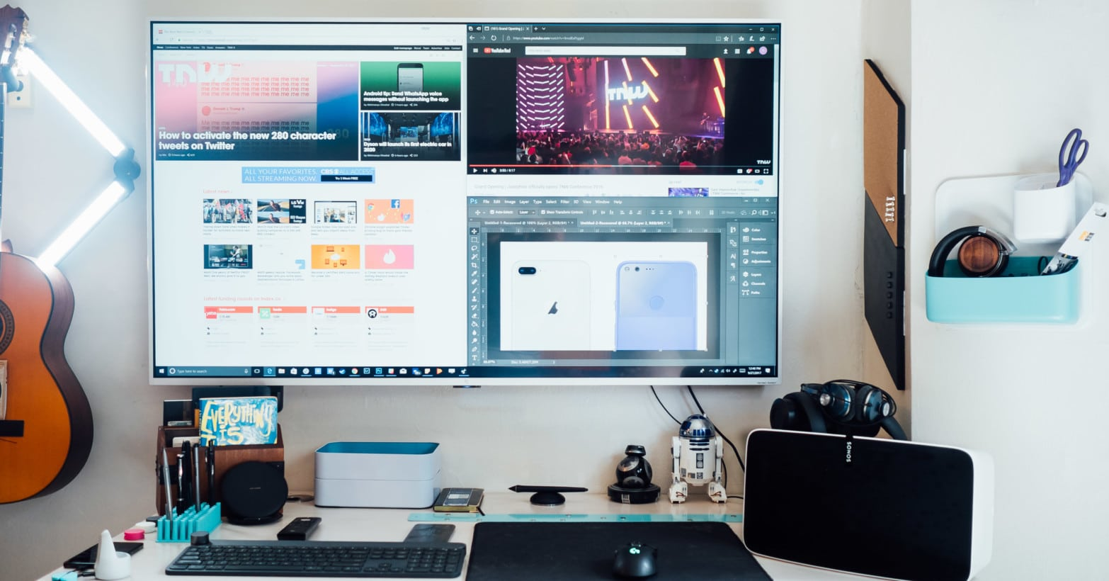 Monitor TV Untuk PC
