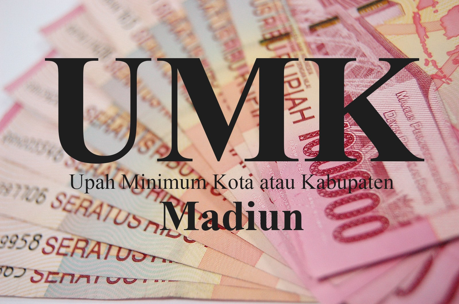 Background Artikel Review UMK Di Madiun Dan Sekitar