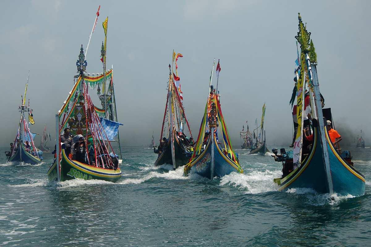 Kebudayaan Maritim Dari Indonesia, Pesta Laut